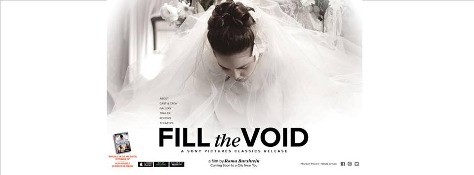 Movie Night: Fill The Void