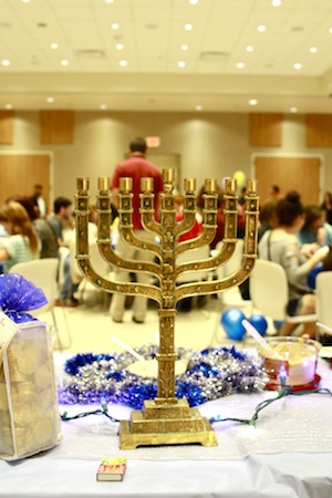 Community Hanukkah Celebration a Success