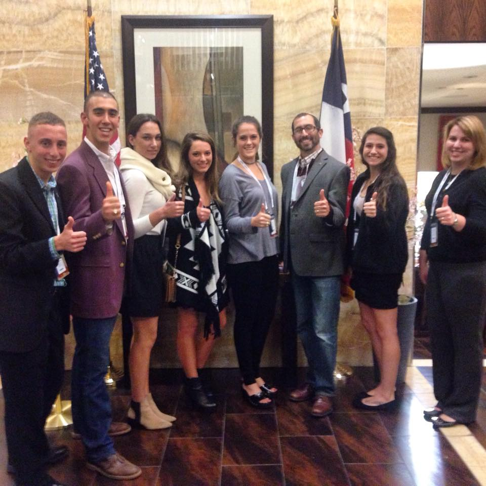 Texas A&M at AIPAC National Summit