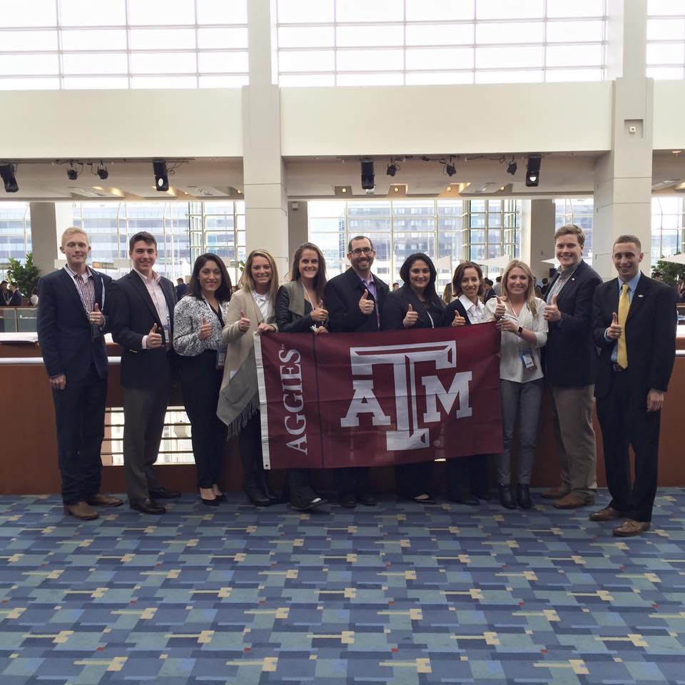 A&M Sports Its Largest Delegation at AIPAC Policy Conference