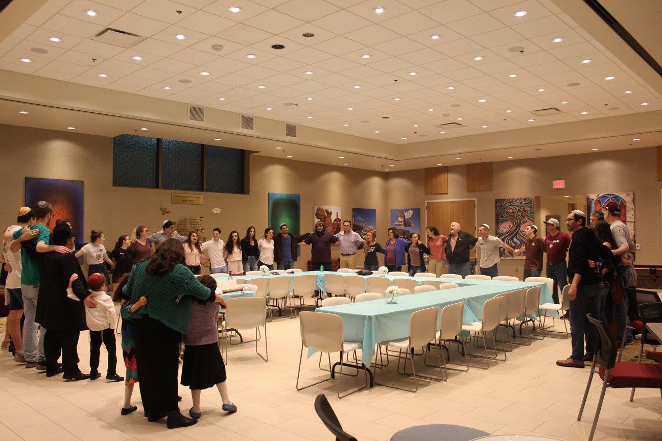 Aggie Jewish Open House a Success