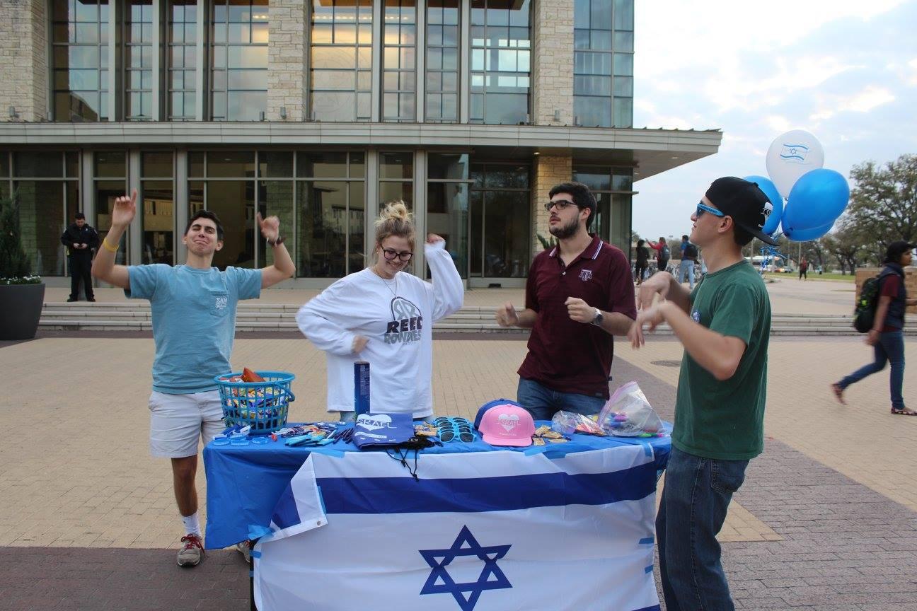 Hillel Celebrates Israel On Campus