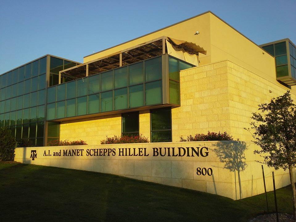 The Hillel Building